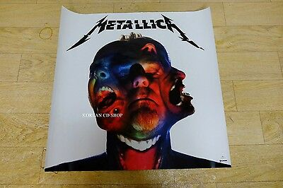 Metallica - Hardwired...To Self-Destruct  *Official POSTER*