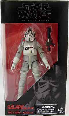 "Star Wars Rogue One Black Series 6"" Inch At-At Driver Pilot Figure #31"