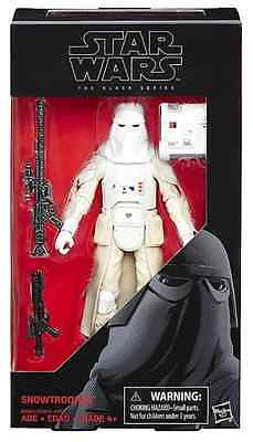 "Star Wars Rogue One Black Series 6"" Inch Snowtrooper Figure #35"