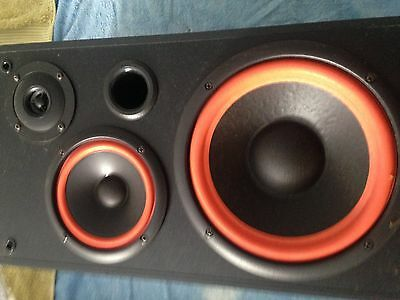 Accusound 100w RMS speakers