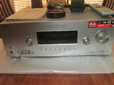 Sony Surround Sound 6.2 Muteki Receiver
