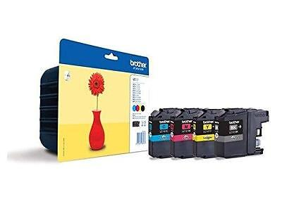 Brother Lc121Valbp Cartouche Jet D'encre Value Pack