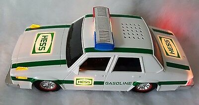 1993 Hess Police Cop Car w/ Lights and Sirens