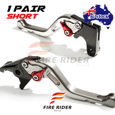 Fit Yamaha TMAX 500 08 09 10 11 12 CNC STR GP Short Front Rear Brake Levers