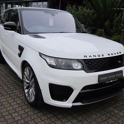 2016 Land Rover Range Rover HSE Sport Utility 4-Door Used Range Rover 2016
