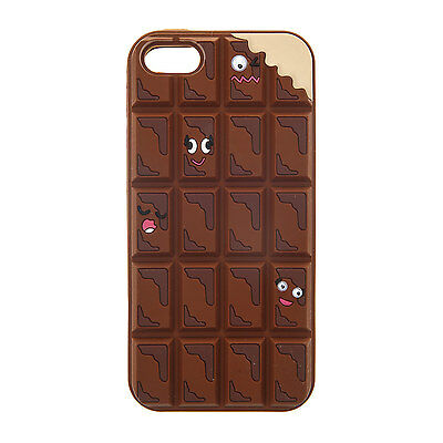 Claire's Girls and Womens Chocolate Chunks Phone Case