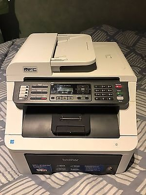 Brother MFC-9125CN All-In-One Laser Printer (Colour + B&W)