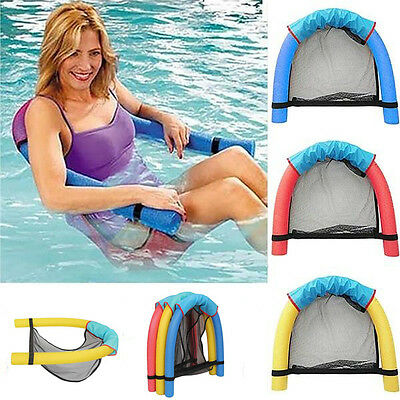 Creative Noodle Swimming Seat Pool Recreation New Chair Water Floating Toy
