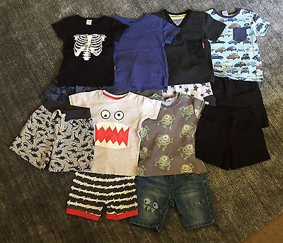 Bulk Pack Boy Clothes – Size 2 - (Pre-Owned)