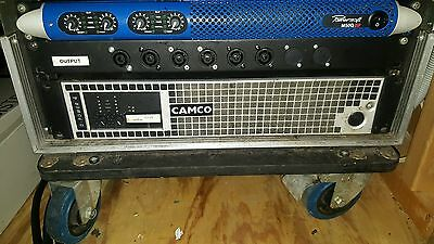 Camco D-power 4 amplifier