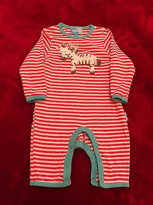 Baby Unisex DESIGNER Albetta Baby Grow All In One Outfit 0-3 Months