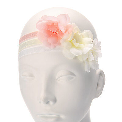 Claire's Girls and Womens Kids Flower Headwrap Set