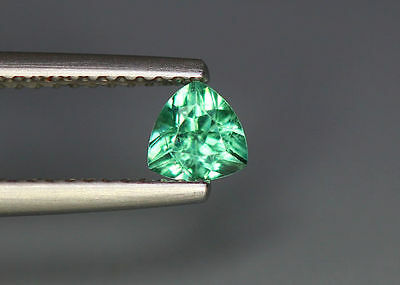 0.35 Cts_Gem Miracle Collection_100 % Natural Neon Green Apatite_Brazil