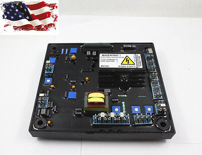 NEW Automatic Voltage Regulator Replacement For Stamford Generator AVR MX341 US