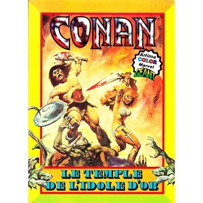 Conan N°2 (Artima Color Marvel Géant) - Comics Marvel