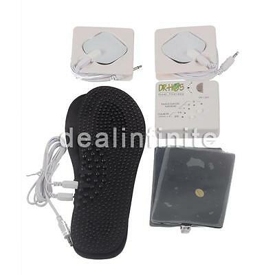 DR HO'S Dual Double Muscle Massager Therapy System Relax Stimulator Pain Relieve