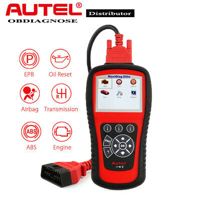 Autel MaxiDiag Elite MD802 All System Diagnostic Tool ABS Airbag EPB + DS Model