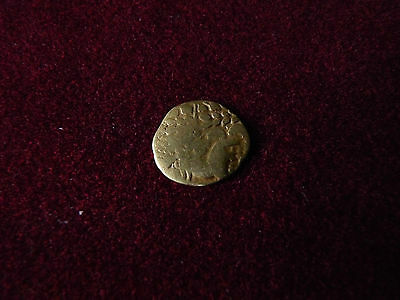 Imported Coinage, Gallo-Belgic Broad Flan gold ¼ stater