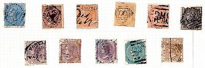 India Stamps. QV East India. Used. #2568