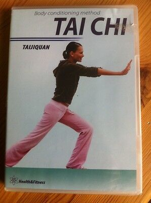 TAI CHI - Taijiquan - Health And Fitness DVD - NEW AND SEALED