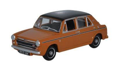 Oxford Diecast Austin 1300 Bronze Yellow 76AUS001 OO Scale (suit HO also)