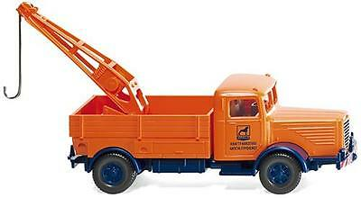 Wiking Bussing 8000 Tow Truck 063402 (HO Scale)