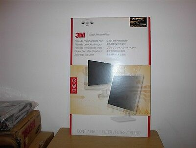 "3M PF23.0W9 Privacy Filter for Widescreen LCD Monitors (16:9) - 23"" LCD"