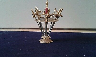 brass sword orderv cocktail party sticks with holder