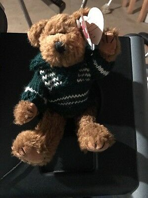 "Ty ""Mason"" Stuffed Teddy Bear"
