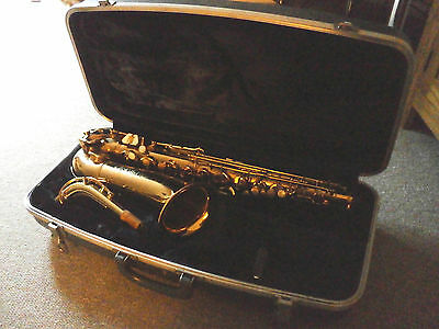 C.G. Conn Alto Saxophone -  Good Playing Condition
