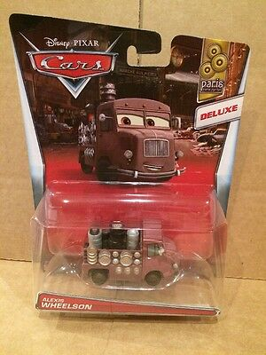 DISNEY CARS DIECAST - Alexis Wheelson - Deluxe - New Release - Combined Postage