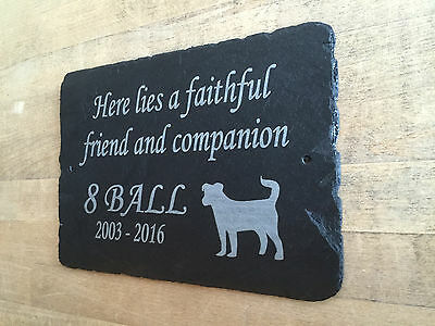 Bespoke Pet memorial Grave Marker - Made to Order Add Message 1st 4 Signs
