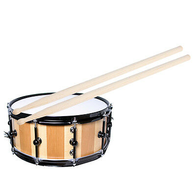 1 Pair of 5A Maple Wood Drumsticks Stick for Drum Drums Professional UR