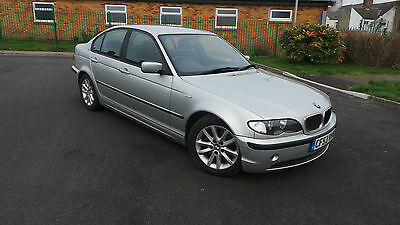 2004 Bmw 320 Diesel, New Mot, Only 2 Previous Owners, Good Condition, No Reserve