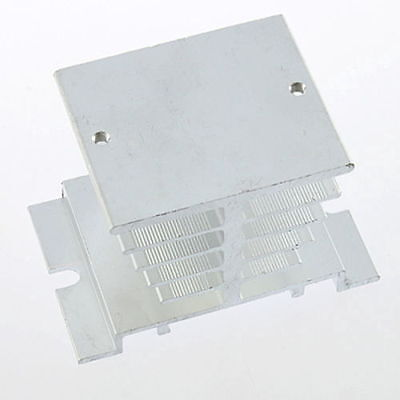 New Aluminum Heat Sink For Solid State Relay SSR Small Type Heat Dissipation UR