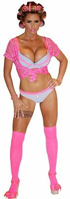 Katie Price (Risque) Cardboard Cutout (life size OR mini size). Standee.