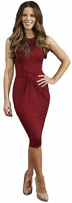 Kate Beckinsale (Red Dress) Cardboard Cutout (life size OR mini size). Standee.
