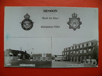 Middlesex: Hendon RAF Station & Police College, RP