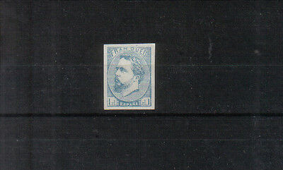 Spain 1873 Carlist issue 1r unmounted mint