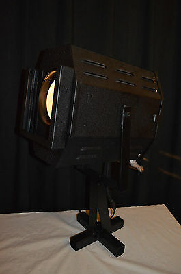 Vintage Converted  strand pat 43B Theater stage Light