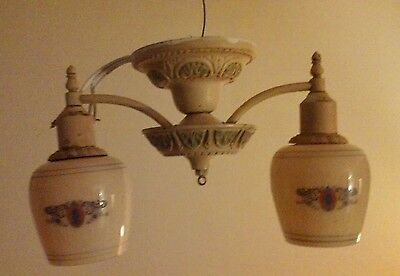 Moe Bridges Ceiling Light Fixture. #41897.  **price Drop And Free Shipping**
