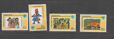 Jamaica 1979 Year Of The Child Set Mint Never Hinged