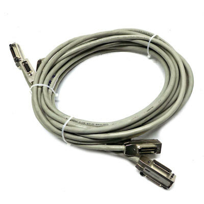 (Lot of 3) Berg Industrial Data Cable 408JE GPIB 12 Feet / 3.65 Meters