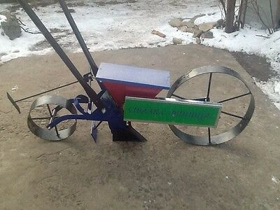 New In Box Precision Garden Seeder Planter : Vegetables Cereals and Smal Bulbs