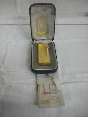 Dunhill  T 10  Accendino Rollagas Lighter  Vintage