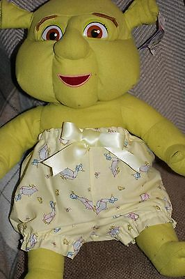 HANDMADE DIAPER/NAPPY COVER BLOOMERS 12-24 MONTHS (GIRL) mother goose