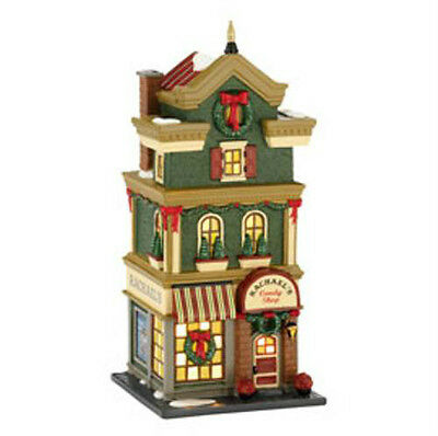 Dept 56 Christmas In The City 2012   Rachael's Candy Shop