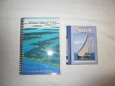 Pocket Size Boater's Companion and Maine Island Trail 2013 Edition, Books