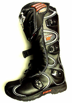 Fox  Comp 5 Boot - Single - Size 9  - Clearance Item