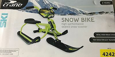 Crane Snow Bike - new